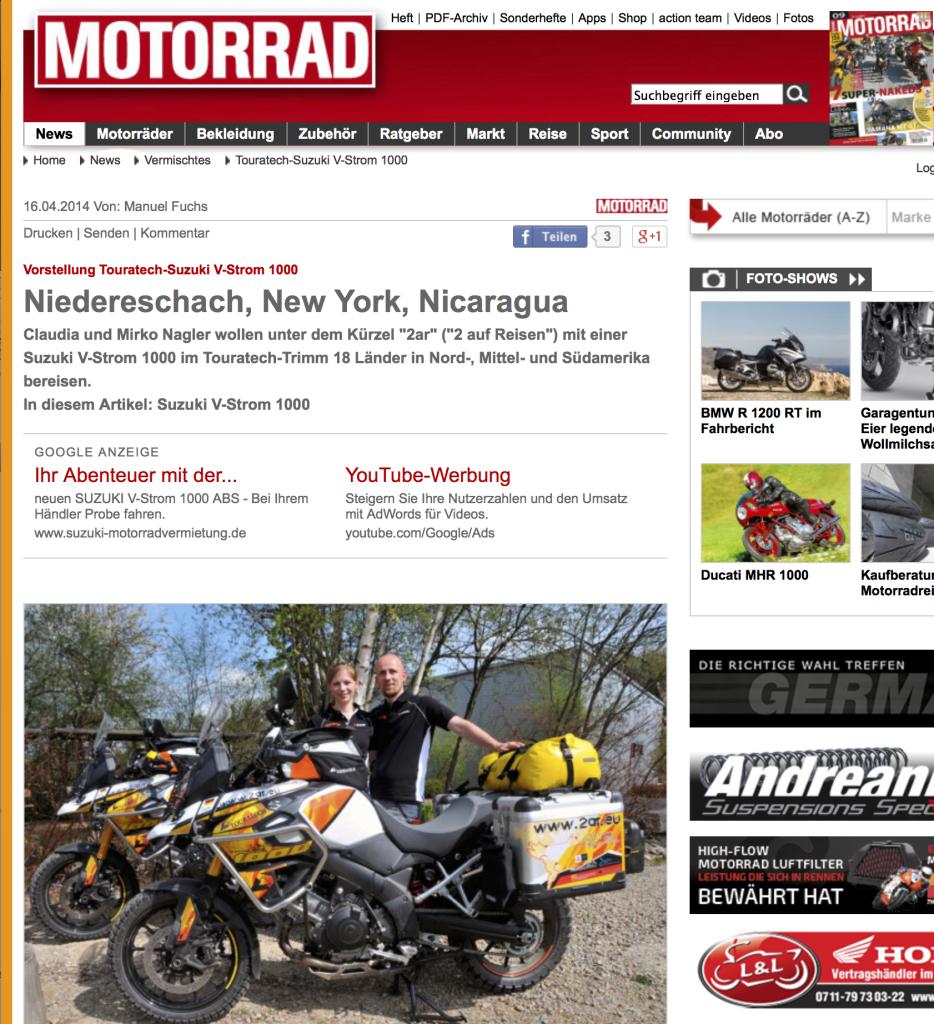 Motorrad-Online