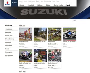 Suzuki Motorrad