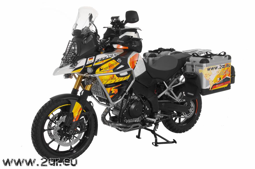 Suzuki V Strom Accessories Canada
