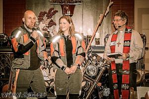 Mirko, Claudia, Thorsten